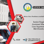 Lesco Jobs 2021